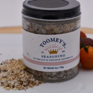 toomey's seasoning