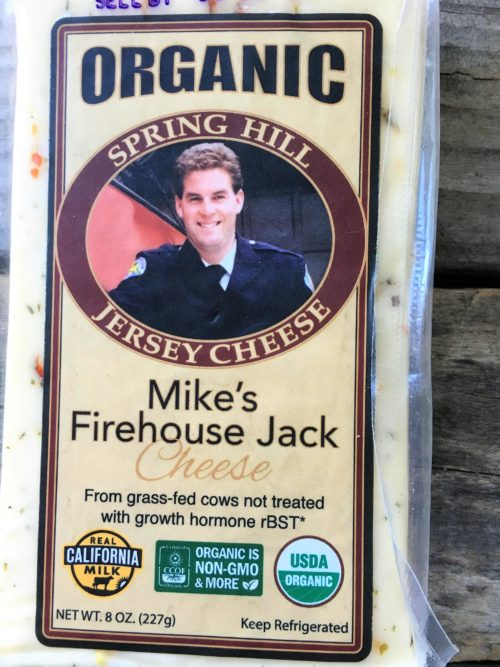 firehouse jack cheese