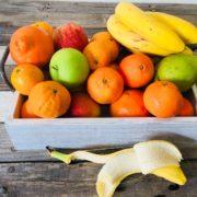 Break Room Fruit Boxes
