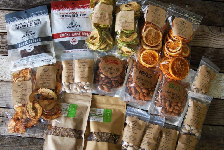 organic snacks