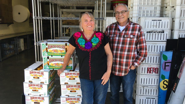 Farmer Highlight: Linda Zaiser, the accidental citrus farmer of Rancho Del Sol
