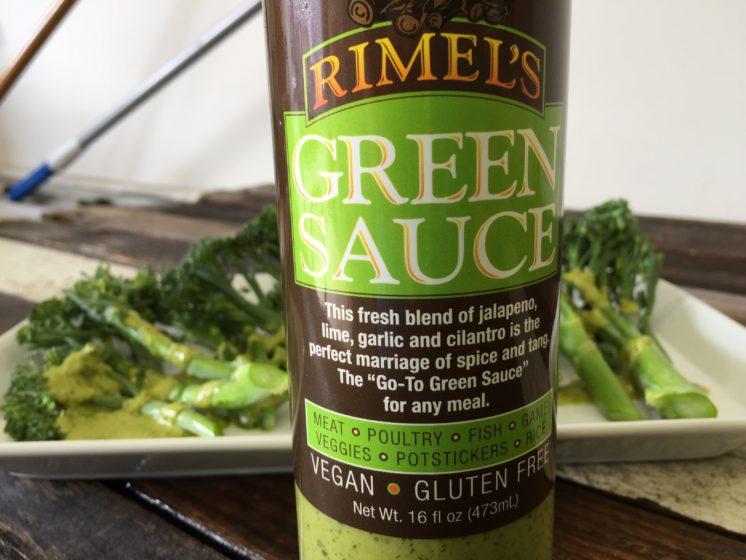 rimel's green sauce
