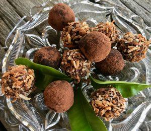 sugar free fudge balls