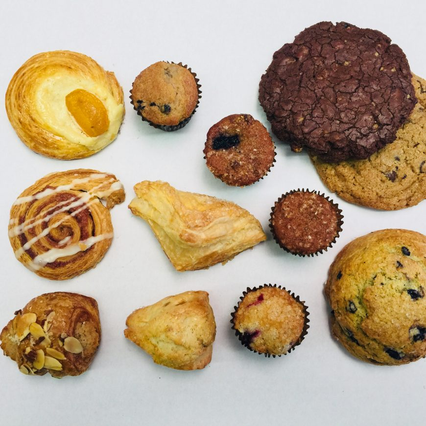 pastries for the office