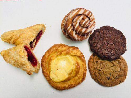 artisan pastries
