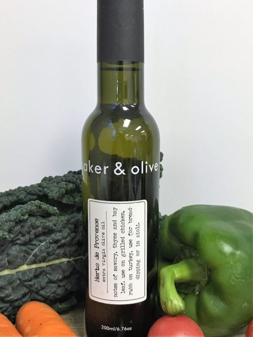 herb olive oil