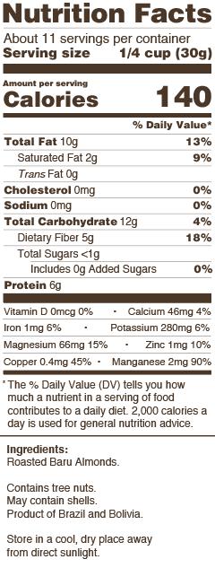 barukas nutrition
