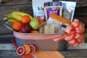 Gift Farmers Market Basket