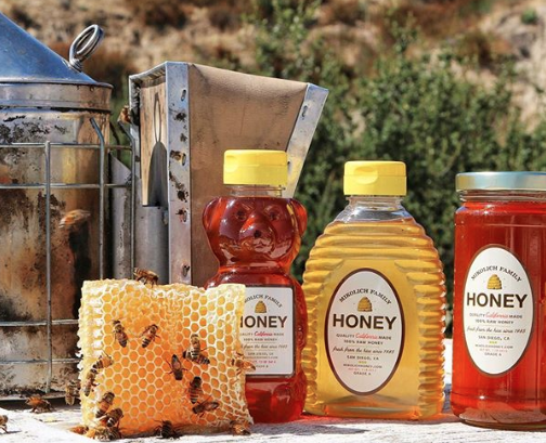 Looking for the buzz on local honey in San Diego? We've got you covered...