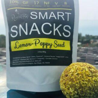 rawsome delights lemon poppy seed