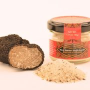 black truffle powder