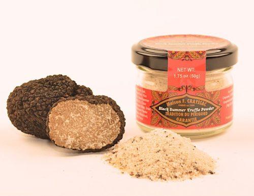 black truffle powder