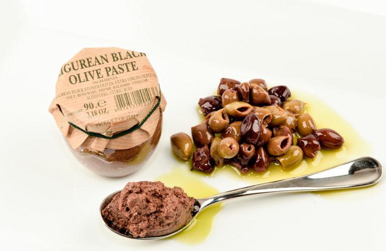 black olive paste