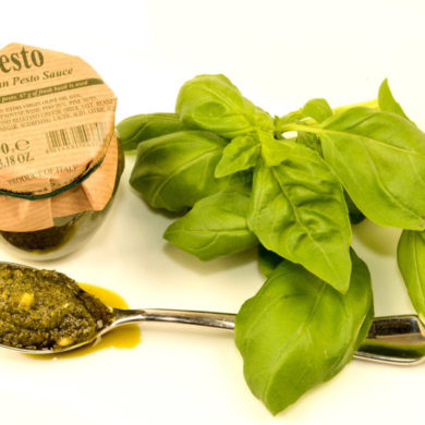 ligurean pesto sauce