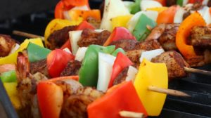 Fajita Skewers