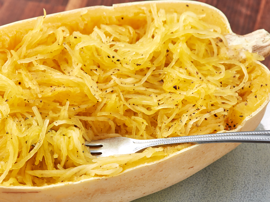 How to Cook Spaghetti Squash…quickly