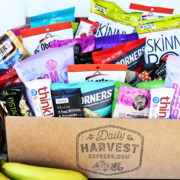 healthy office snack box