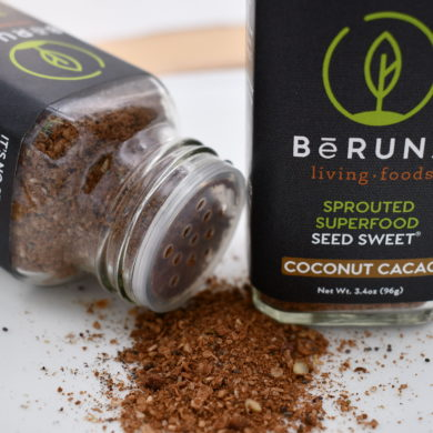 be runa seed sweet coconut cacao