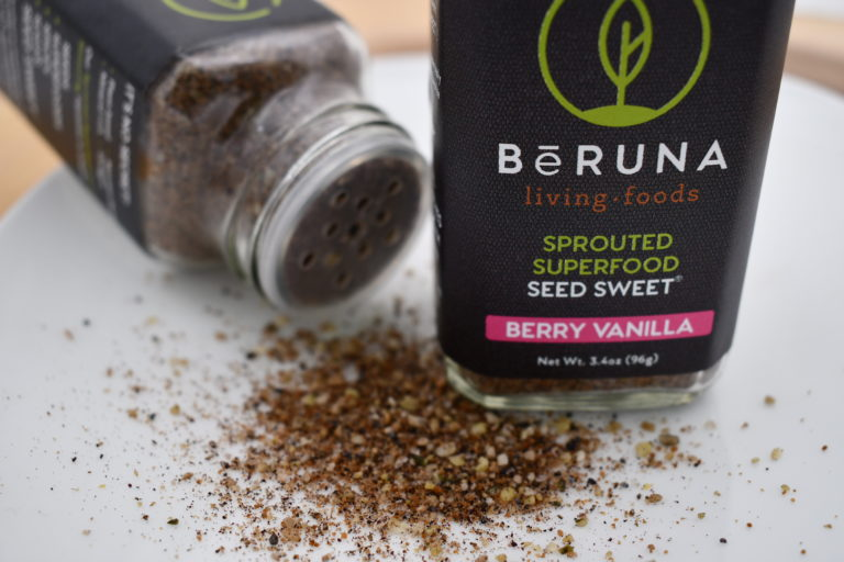 be runa seasoning berry vanilla