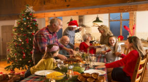 Where we Get Christmas Food Traditions
