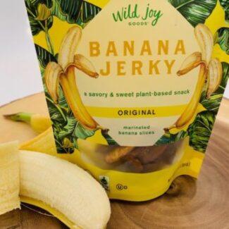 banana jerky