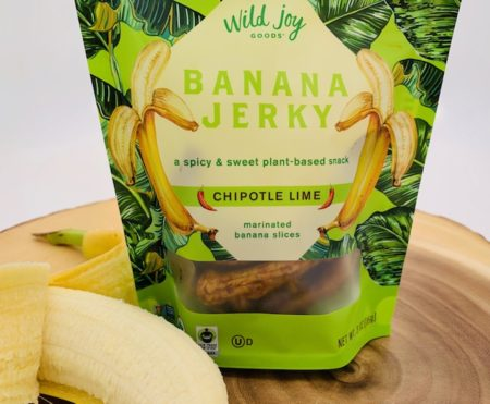 chipotle lime banana jerky