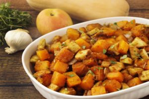 Butternut Squash & Apple Bake