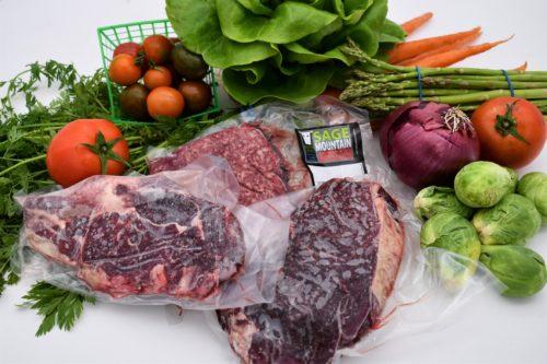 grass fed meat delivered