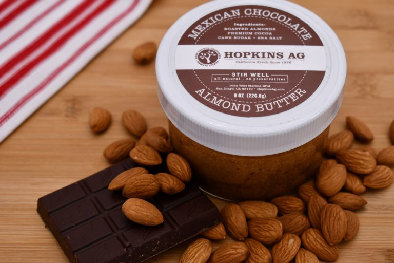 mexican chocolate almond butter