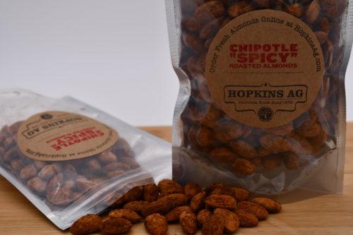 Chipotle Almonds