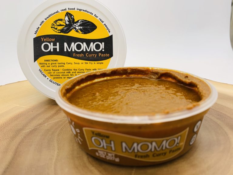 oh momo yellow curry paste
