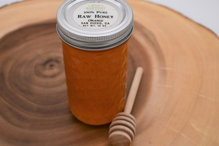 san diego raw honey
