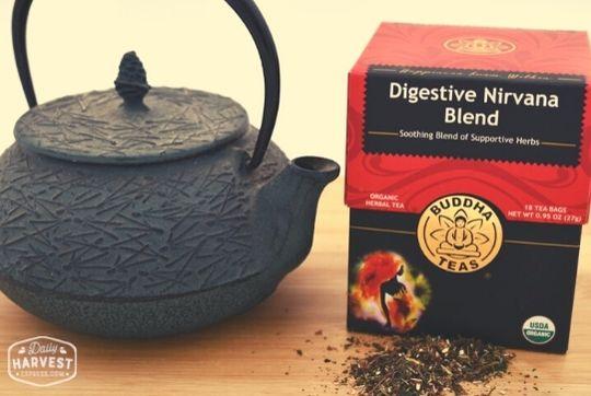 Digestive Nirvana Tea