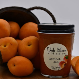 Oak Moon Kitchen Apricot Jam