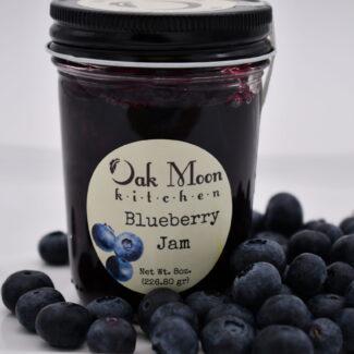 Oak Moon Kitchen Blueberry Jam