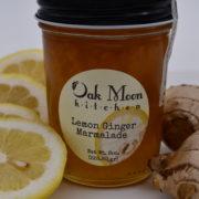 Oak Moon Kitchen Lemon Ginger Marmalade