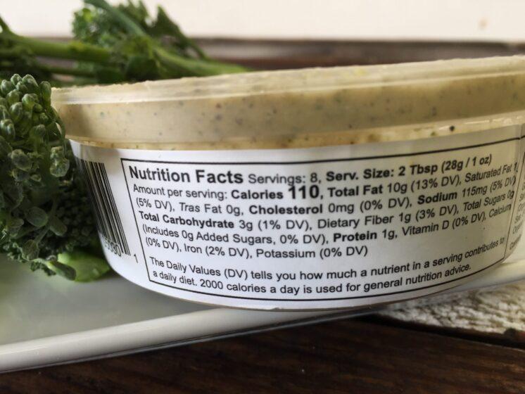 ki's black bean dip ingredients