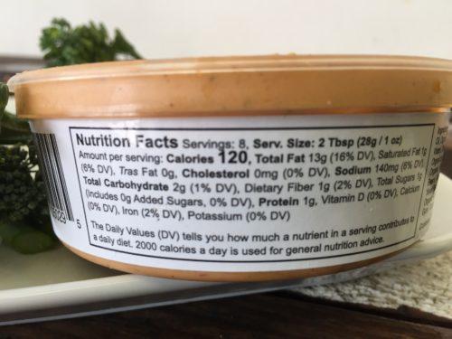 ki's kitchen chipotle dip ingredients