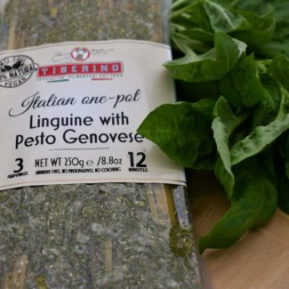 linguine with pesto genovese