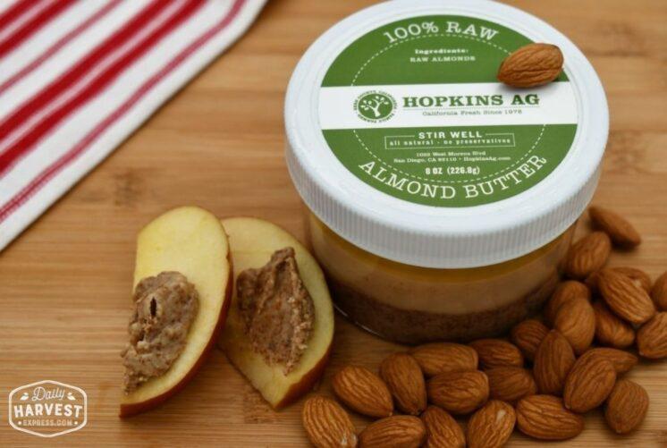 Raw Almond Butter
