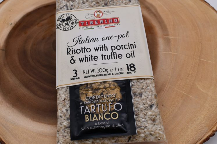 tiberino risotto with porcini