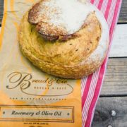 rosemary and olive oil bread
