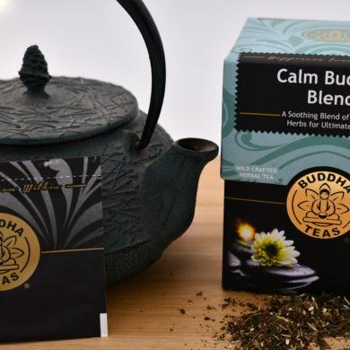 Buddha Tea Calm Buddha Blend