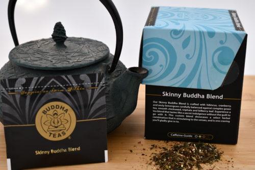 Buddha Tea Skinny Info