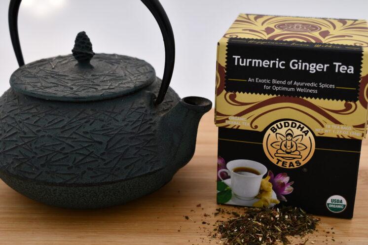 Buddha Tea Turmeric Ginger