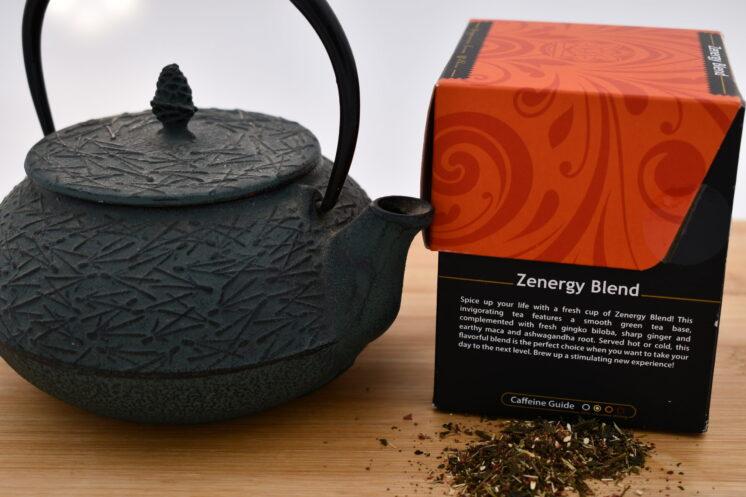 Buddha Tea Zenergy Info