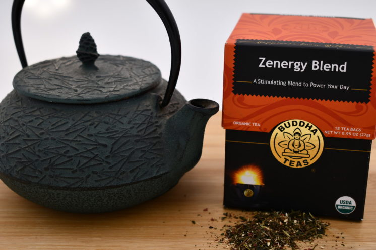 Buddha Tea Zenergy Blend