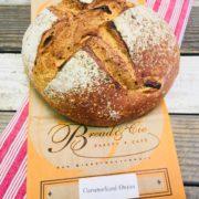 caramelized onion bread & cie