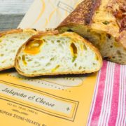 jalepeno cheese bread & cie