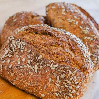 seedy multigrain bread